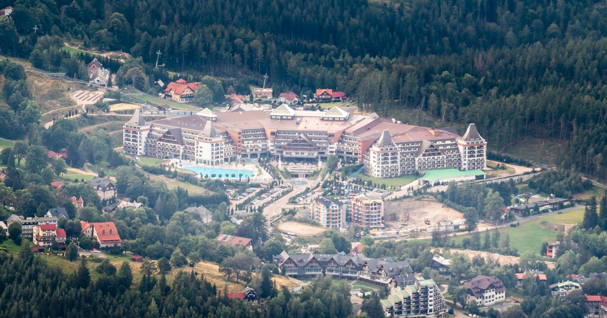 DRON - zdjęcia z drona - Karkonosze - Impatientstudio.pl